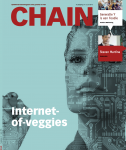 Cover CHAIN Magazine