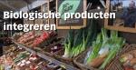 Moet biologisch geïntegreerd in het winkelschap